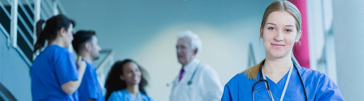 Bild Krankenschwester